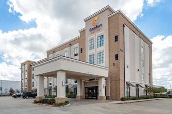 西北休士頓貝爾特路 8 號凱富全套房飯店 Comfort Suites Northwest Houston at Beltway 8