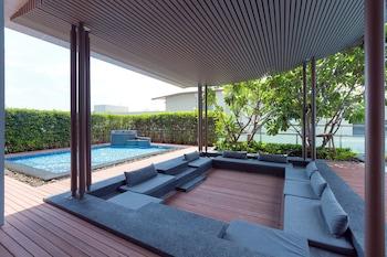 Baan KiangFah SeaView Condominium - Terrace/Patio  - #0