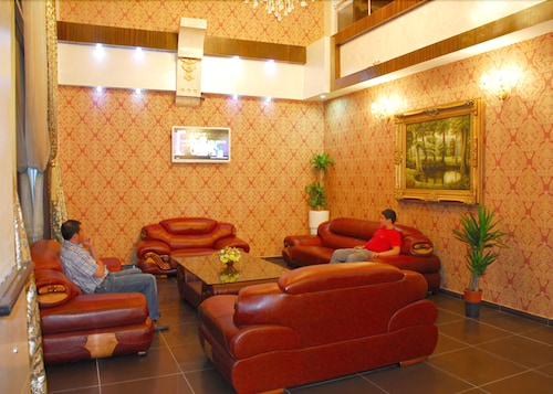 Hotel Golden King, Merkez