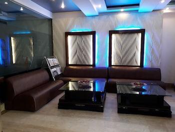 HOTEL GRAND PLAZA - Lobby Sitting Area  - #0