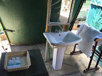 The Nubian in the Mara - Bathroom Sink  - #0