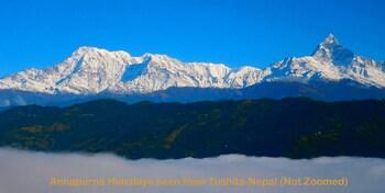 Tushita Nepal Yoga Retreat Center - View from Hotel  - #0