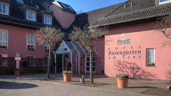 Hotel Rosengarten Am Park - Hotel Front  - #0