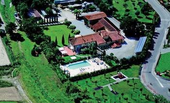 Casa La Querce Relais B&B - Aerial View  - #0