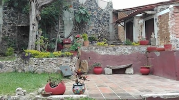 Posada La Casa de Ana Tepoztlan - Courtyard  - #0