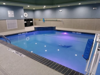 Indoor Pool at Holiday Inn Express & Suites Dallas Northeast - Arboretum in Dallas