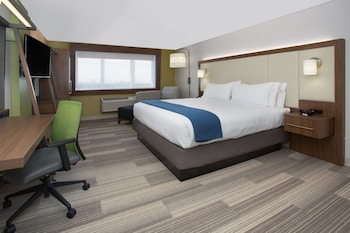 Guestroom at Holiday Inn Express & Suites Dallas Northeast - Arboretum in Dallas
