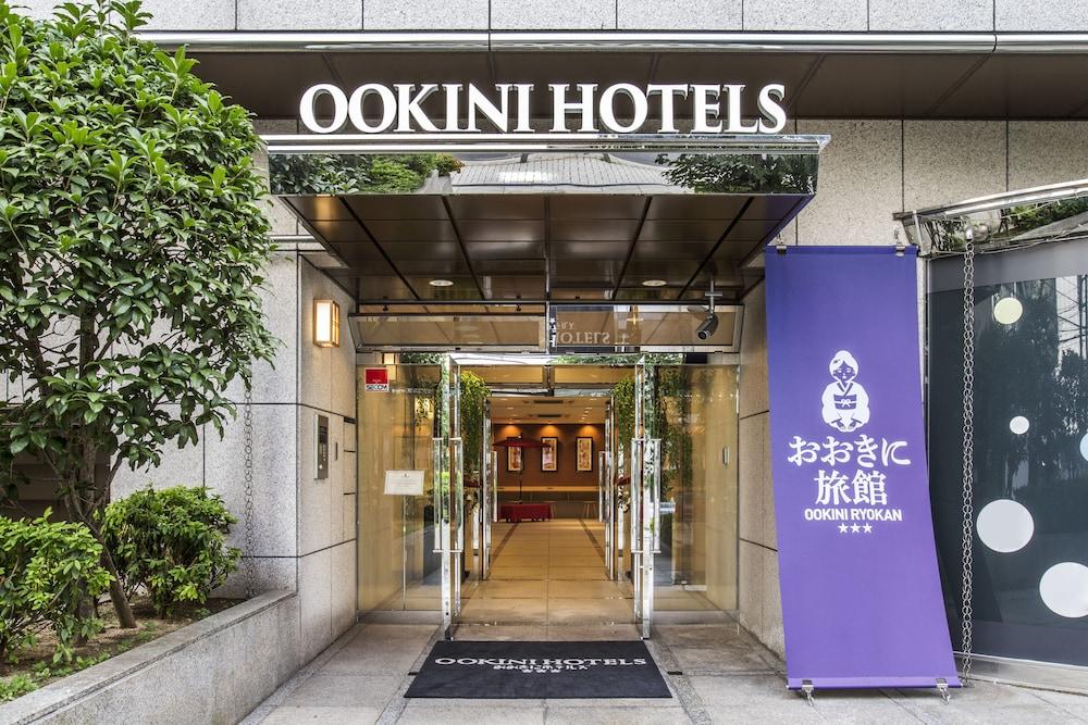 Hotel OOKINI RYOKAN & Apartment
