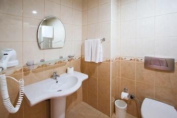 Helios Hotel - All Inclusive - Bathroom  - #0