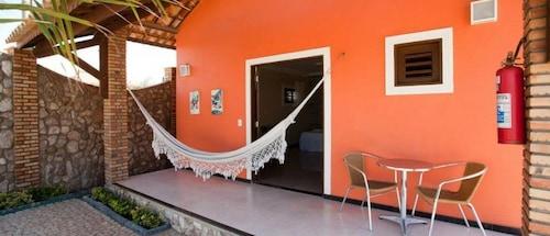 Pousada Refugio Jardim de Canoa, Aracati
