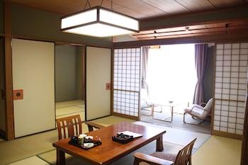 Deluxe Japanese Style Room, Mountain View