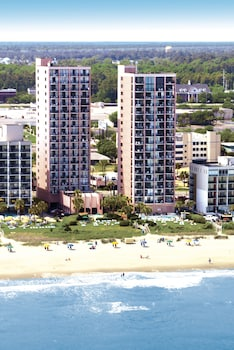 Palms Resort - Aerial View  - #0