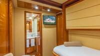88\' Ferretti Luxury Yacht
