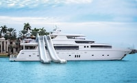 103\' Johnson Luxury Yacht