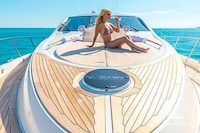 75\' Lazzara Luxury Yacht