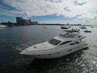 62\' Azimut Luxury Yacht