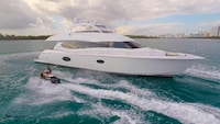 84\' Lazzara Luxury Yacht