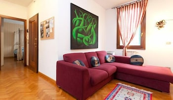 Apartment Accademia - Living Room  - #0