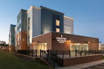 麗笙維吉尼亞州夏綠蒂鎮 UVA 鄉村套房飯店 Country Inn & Suites by Radisson, Charlottesville-UVA, VA