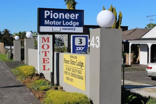 Papakura Pioneer Motor Lodge and Motel, Franklin