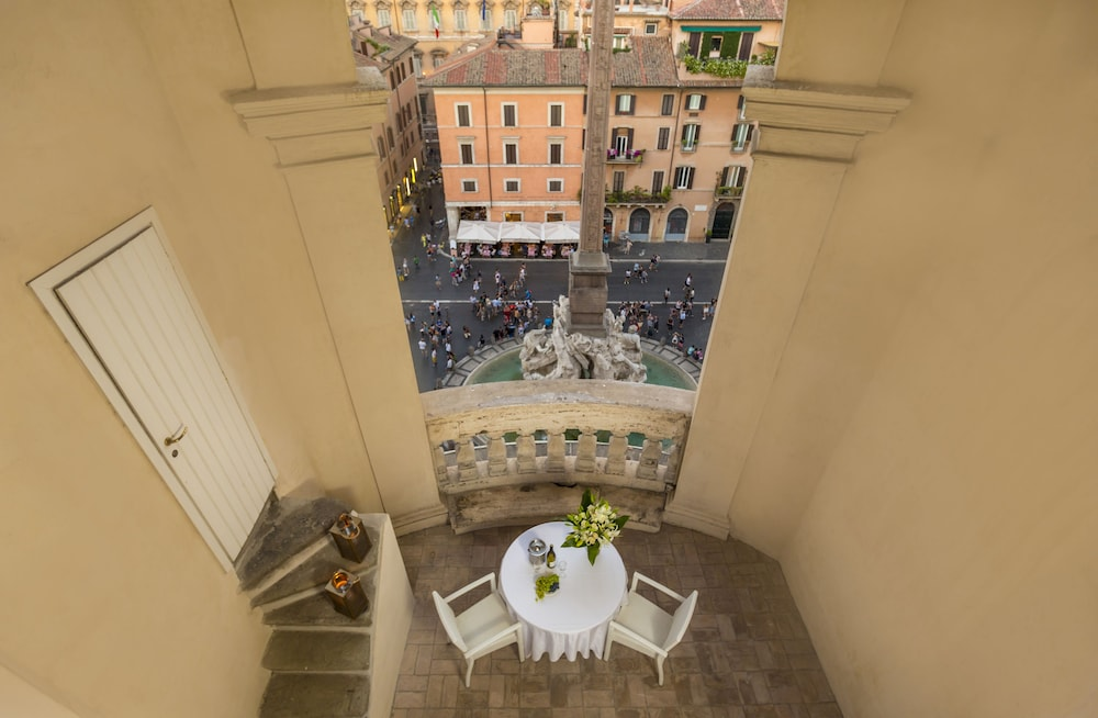 Eitch Borromini Palazzo Pamphilj Qantas Hotels
