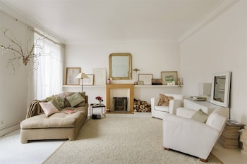 Luxury Apartment Marais - Smartrenting - Living Room  - #0