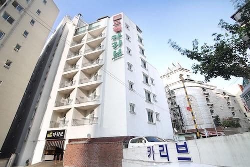 Carib Motel, Yeonje