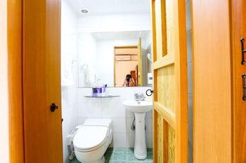 Jeonju Hanok Living Experience Center - Bathroom  - #0