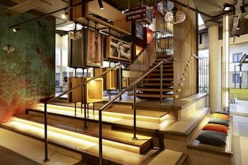Novotel London Canary Wharf Hotel - Interior Entrance  - #0