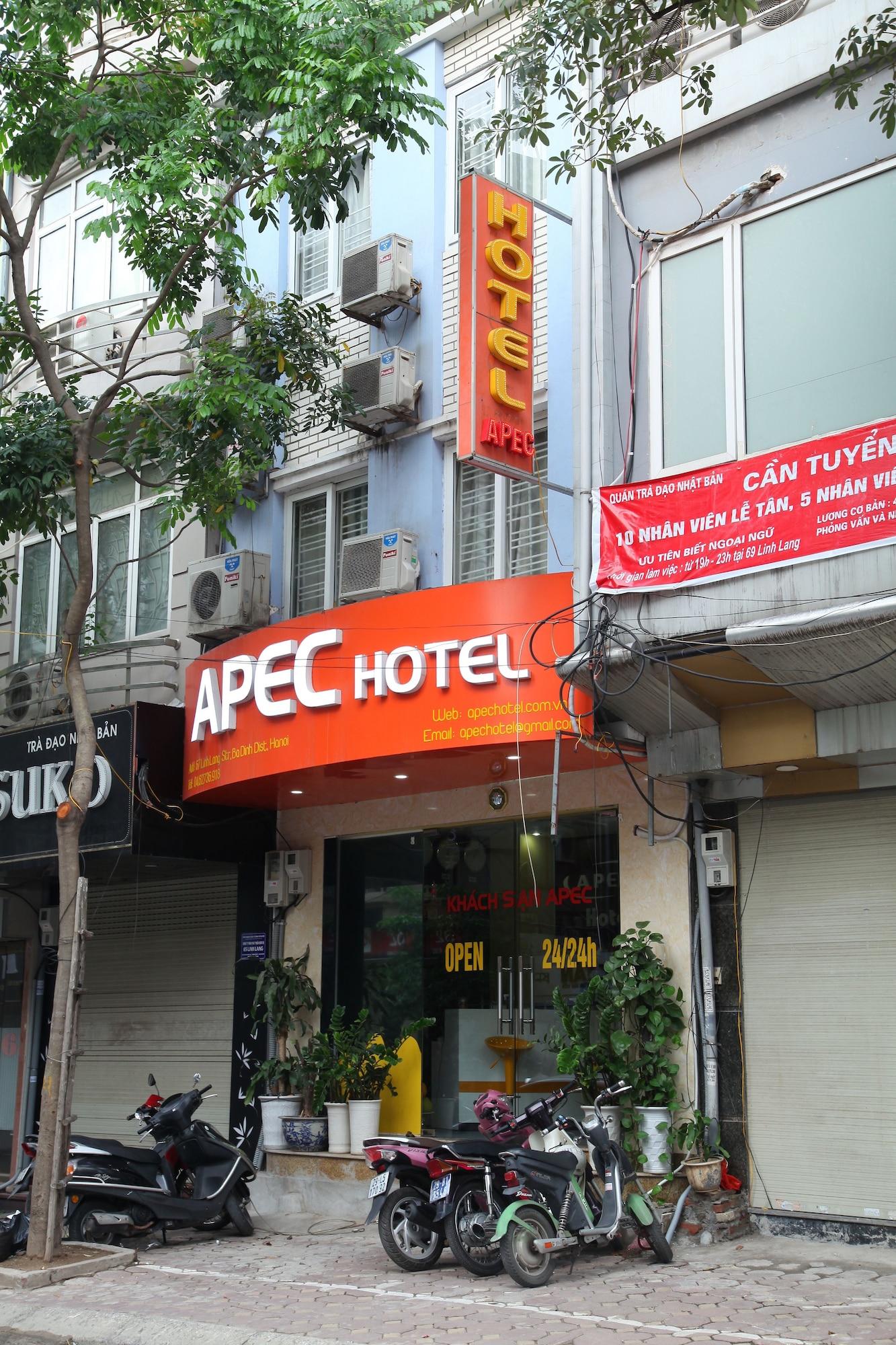 Apec 2 Hotel, Ba Đình