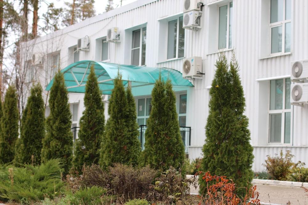 Гостиничный комплекс Зеленый берег, Тольятти