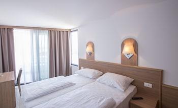 Deluxe Tek Büyük Veya İki Ayrı Yataklı Oda, Park Manzaralı