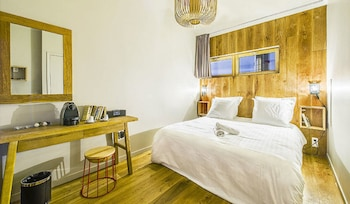 Superior Double Room, View (Terrace Access)