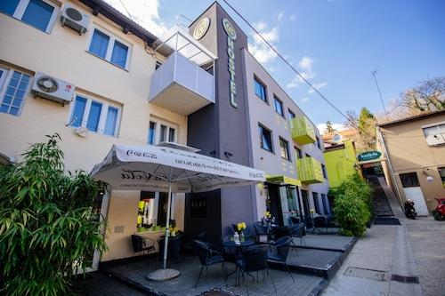 Zagrzeb - Hostel 63 - hostel - z Gdańska, 8 kwietnia 2021, 3 noce