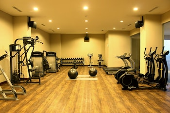 The Luxton Cirebon Hotel and Convention - Gym  - #0