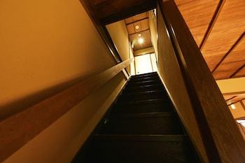 KURAYA KIYOMIZU-GOJO Staircase