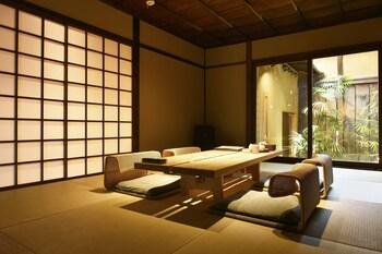 KURAYA KIYOMIZU-GOJO Living Area