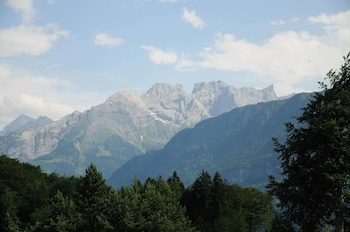 Infopoint - Apartments, Chalet & Motel Brünig-Silvana - View from Hotel  - #0