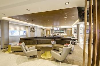 代頓萬達利亞萬豪春季山丘套房飯店 SpringHill Suites by Marriott Dayton Vandalia