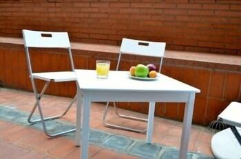 Bed&BCN Gran Via - Terrace/Patio  - #0