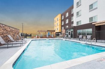 聖體市阿蘭瑟斯帕斯費爾菲爾德飯店 Fairfield Inn & Suites Corpus Christi Aransas Pass