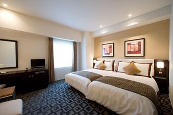 スタンダード ツインルーム 2 ベッドルーム 禁煙|25㎡|ホテル ベストランド