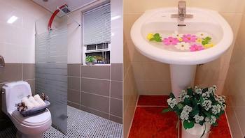 Jijunghae Pension - Bathroom  - #0