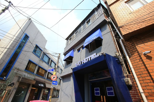 Hotel WO in Itaewon, Jung