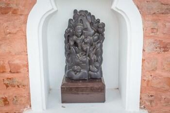 Baber Mahal Vilas - Exterior detail  - #0
