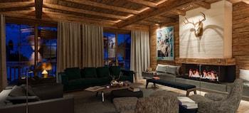 Severin*s The Alpine Retreat - Living Area  - #0