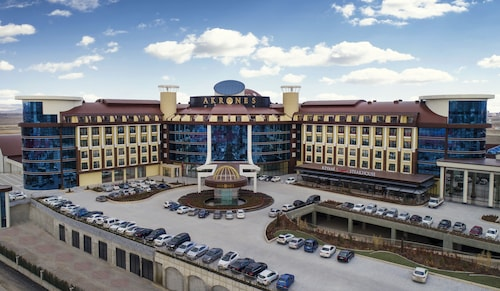 . Akrones Thermal Spa Convention Hotel