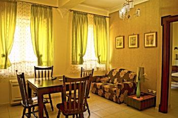 Villa del Muro Torto - Living Room  - #0