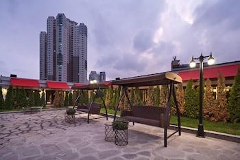 Brown Dot Hotel Busan - Terrace/Patio  - #0