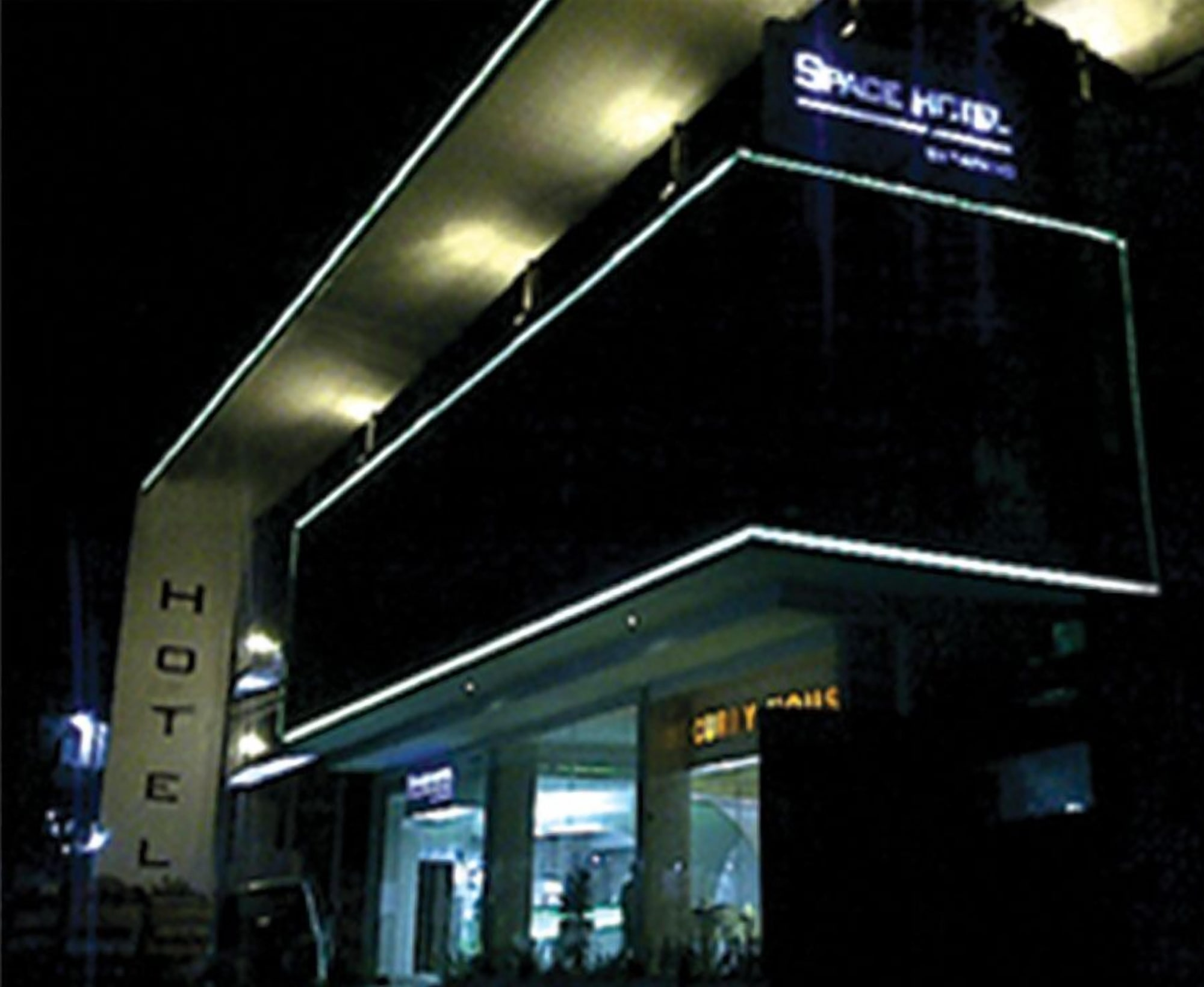 Space Hotel by Papaho, Bogor